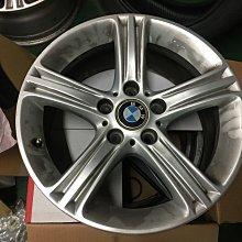 BMW F30原廠 5孔120 17吋鋁圈 3系列 318 320 E36 E46 E90 X1 X3