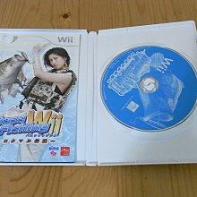 【小蕙館】Wii~ Bass Fishing 鱸魚垂釣 60傳說 (純日版)