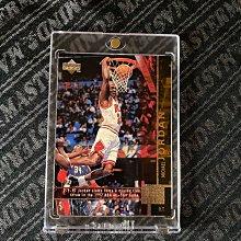 1997 Upper Deck Game Dated Memorable Moments 316 Michael Jordan NBA BGS PSA 鑑定卡