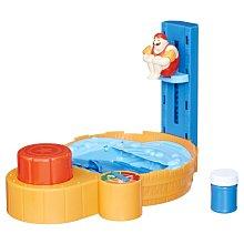 大安殿含稅附發票 Hot Tub High Dive 跳水泡泡遊戲組 英文版內附中規 正版益智桌遊
