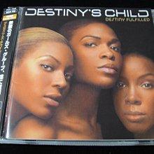 【198樂坊】DESTINYS CHILD-DESTINY FULFILLED(Lose My Breath日版)CN