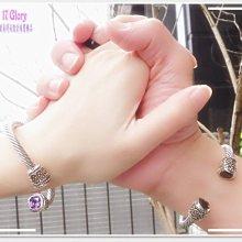 紐約設計時尚手環 手鐲 彩鑽 個性穿搭 情侶 閨蜜 扭繩 夏利豪鋼索 歐美設計款  #現貨✽ 17 Glory ✽