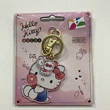 HELLO KITTY 造型悠遊卡 - 生活 2019 附鑰匙圈 全新空卡台灣限定 三麗鷗 Sanrio 凱蒂貓 吉蒂貓