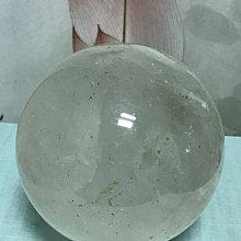 天然原礦白水晶球~五行金/直徑14cm /約3.5kg/3500g  / 單品優惠出清