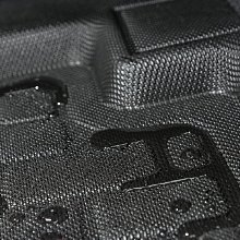3D 卡固 立體 汽車 後廂墊 極緻 紋理 防水 Mazda Mazda3 馬3 四門 轎車 10-14