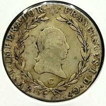 1808年奧地利銀幣