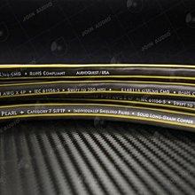 【醉音影音生活】美國 AudioQuest CAT700 Pearl 1.5m 網路線/成品線.公司貨.長度可制訂