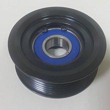 BENZ C209 W209 CLK M113 V8 皮帶惰輪 (固定用.升級鋁製) 皮帶盤 輪子 0002020919