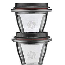 VitaMix 8oz 攪拌杯 2個/1組 (不帶刀座),另提供水貨維修更換刀座及訂購配件服務。
