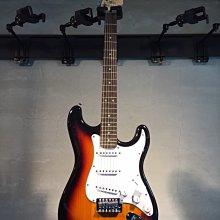 【六絃樂器】全新精選 Bensons ST型 夕陽漸層電吉他 / 現貨特價