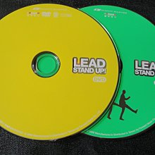 【198樂坊】Lead 站起來CD+DVD(Load,Stand up...... 台版)AN