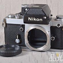 【品光數位】Nikon F2 + 測光頭 經典機械式底片機 黑機 #97096