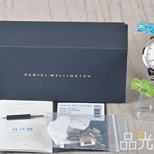 【品光數位】DW ICONIC LINK 00100203 精鋼 男錶 36mm #101203