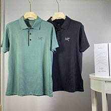 Arcteryx始祖鳥高爾夫POLO衫排汗衫(三色可選)吸濕排汗快乾透氣輕盈舒適