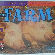 【月界】At the Farm-Look Once,Look Again Science Series〖少年童書〗CER