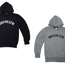 { POISON } SKATOPIA THE SILENT PLACE BROOKLYN HOODED 貼布帽TEE