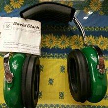 DAVID CLARK隔音耳罩MODEL10A/10A未使用MADE IN USA