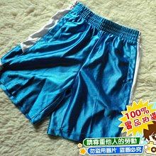 ❤厤庭童裝舖❤最後二件【F095】帥氣運動風亮面藍色五分褲/短褲(3T/4T)