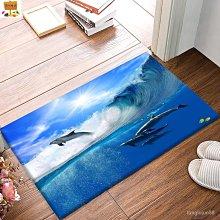 【環洲精品】兒童臥室地毯3D印花爬爬墊行地毯可定製客廳家用進門地毯地墊定製