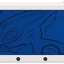 NEW 3DS主機 (蓋歐卡版)藍寶石或紅寶石(固拉多版)限量機+ 保護貼+ 充電器 + 硬殼包(小強電玩)