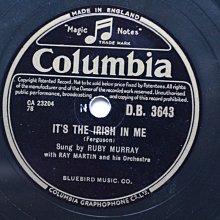 《Bless the bride》78轉 10吋 蟲膠唱片 電木唱片