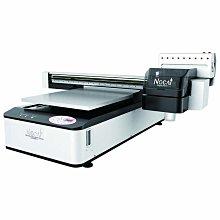 板橋訊可 UF-6090 UV平台式直噴機印刷機