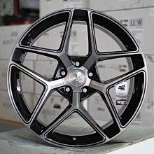 小李輪胎 M650 19吋 旋壓鋁圈 BENZ AUDI VW Skoda 5孔112車系 適用 特價 歡迎詢價
