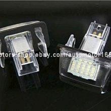 【SD祥登汽車】For PEUGEOT Partner Tepee M59 B9 M49台灣製LED牌照燈 大牌燈 白光