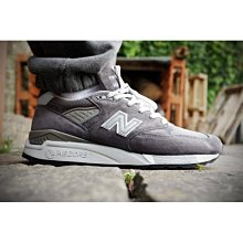 New Balance 998  美產 M998CH 經典 深灰 反光 麂皮 慢跑鞋 男女鞋