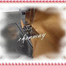 【全美日購】粗包繩壓布腳*適用兄弟juki勝家三菱工業用縫紉機平車(可車出芽)*拼布材料