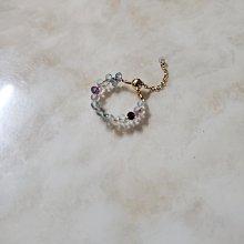 《福利售》↘️螢石戒鍊 飾品水晶 戒指