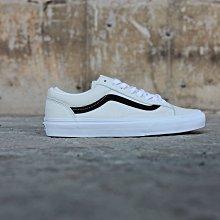【HYDRA】Vans UA Style 36 Leather 皮革 白 復古 滑板鞋【F31515】