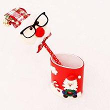 聖誕節 聖誕禮物 原子筆 中性筆 禮品筆 聖誕小禮 聖誕老公公 麋鹿 雪人 白熊 耶誕禮物 【M110018】塔克玩具
