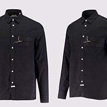 〔英倫空運小鋪〕*超值折扣特區 歐洲代購 55折 Kenzo 外口袋 長袖 襯衫 (有檔期)
