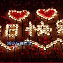 排字 蠟燭 大愛心 文字款 IOU 生日快樂 套餐 求婚蠟燭 情人節禮物 浪漫套餐 42號【P11002402】
