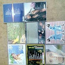 早期知名影視歌星李玟,張惠妹,徐懷鈺的CD八盒一組,非常希少