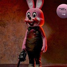 ArtLife @ GECCO Silent Hill 3 初回限定 Rabbit 沉默之丘 粉紅 血腥殺人兔 撲殺兔