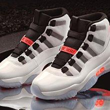 【美國鞋校】預購 Jordan 11 Adapt White  DA7990-100 自動綁鞋帶