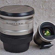 【品光攝影】CONTAX Biogon T* 21mm F2.8 Carl Zeiss 含取景器 FL#25600A