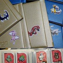 (限量新款有LOGO)神奇寶貝 tretta 寶可夢收藏冊收集冊可放60張四星 黑卡 卡匣 自黏卡套 保護套