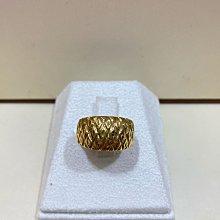 14K金寬版復古時尚設計戒指,香奈兒菱格紋風格,手工設計商品現貨只有一個,賣掉無法補貨,超值優惠價12800元,小香風戒指