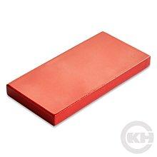 【正光興貿易】『CASHEW總代理』面漆/漆板 (紅色) 10x5cm