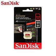 SANDISK Extreme 400G A2 V30 SDXC U3 UHS-I(SD-SQXA1-400G)