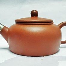 早期朱泥壺,款「中國宜興」,外紅內紫、肉餅
