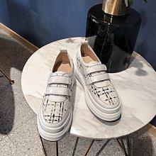 DANDT 斜紋軟呢魔鬼沾厚底鞋(AUG 20 A48696)同風格請在賣場搜尋 BLU 或 歐美女鞋