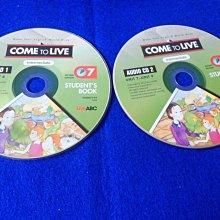【彩虹小館】COME TO LIVE (WORKBOOK+STUDENTS BOOK)_LiveABC_單片200元