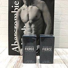 Maple麋鹿小舖 Abercrombie&Fitch * AF 男性古龍水FIERCE COLOGNE*現貨30ml