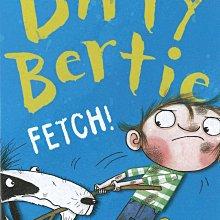 *小貝比的家*DIRTY BERTIE FETCH/平裝書+CD/7~12歲
