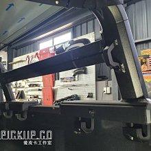 YAKIMA OverHaul HD可調式貨卡行李架+HD Bar載重橫桿+可調側桿