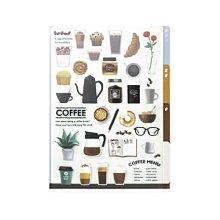 《散步生活雜貨-文具散步》日本製 Midori 三層式 A5尺寸 咖啡款 資料收納夾 35359-006